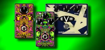 Top News: MXR Special Edition Effektpedale