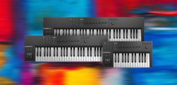 Test: Native Instruments Komplete Kontrol A25, A49, A61, USB/MIDI-Controllerkeyboards