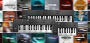 Top News: Native Instruments Komplete Kontrol A25, A49, A61, Controllerkeyboards