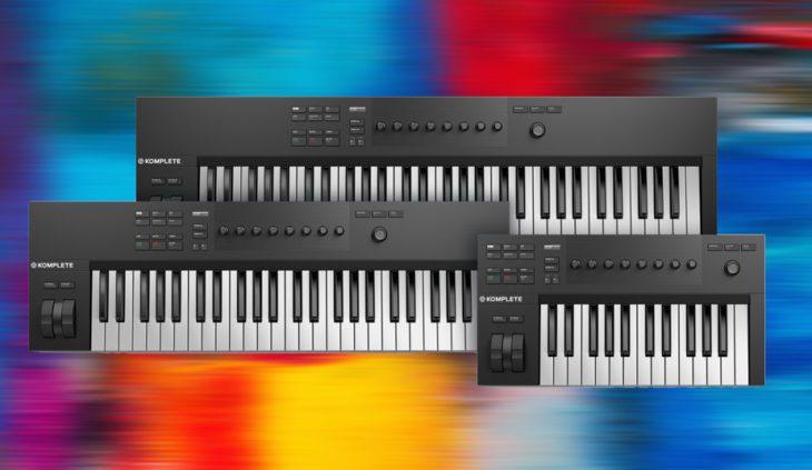 native instruments komplete kontrol a25 a49 a61