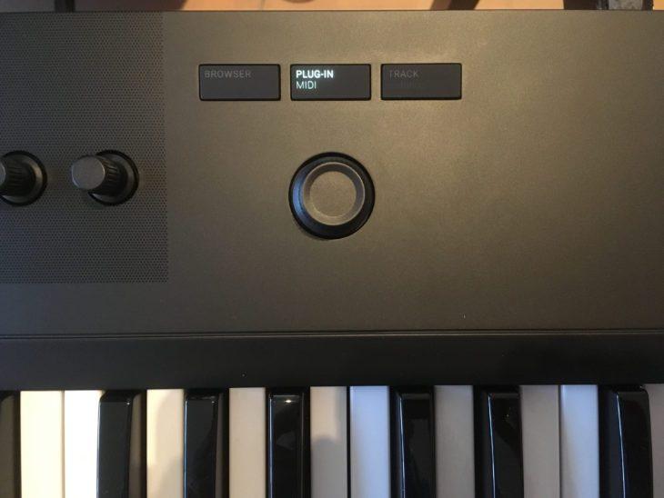 native instruments komplete kontrol a49