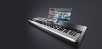 Top News: Native Instruments Komplete Kontrol S88 MK2, Controllerkeyboard