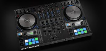Test: Native Instruments Kontrol S4 MK3