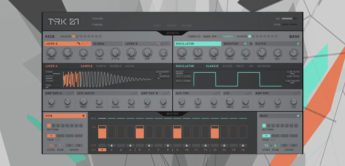 Test: Native Instruments TRK-01, Kick & Bass Sequencer