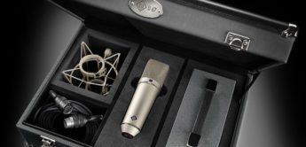 Test: Neumann U 67, Mikrofon