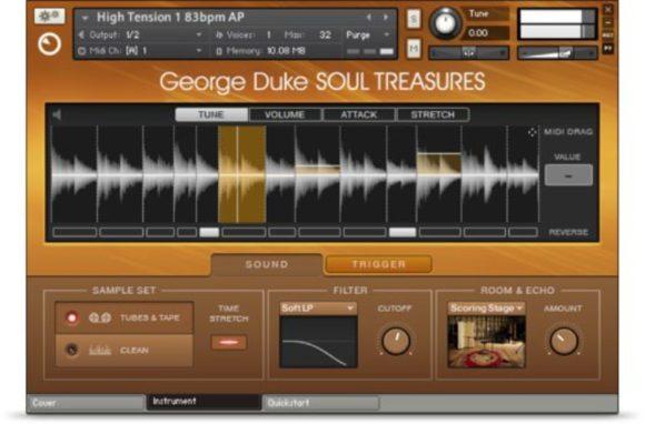 NI George Duke Soul Treasures
