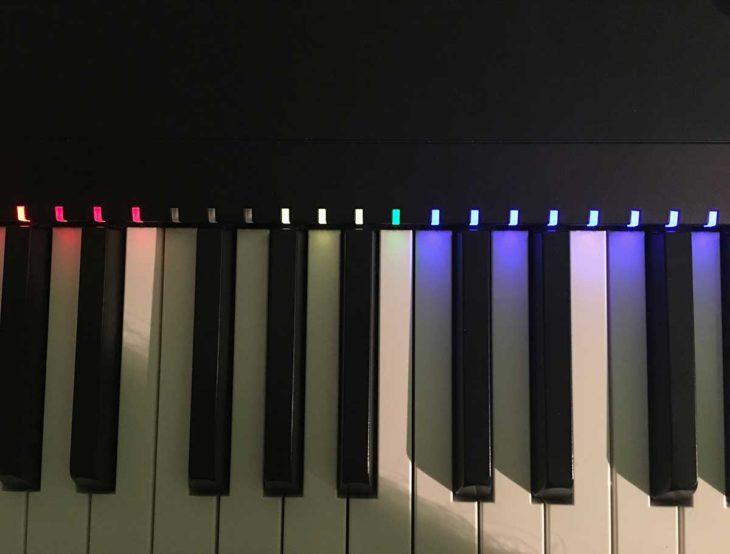 Komplete Kontrol LED Kette