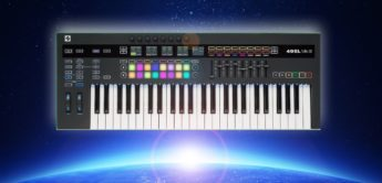 Preview: Novation 49SLMkIII, 61SLMkIII, Controller Keyboards