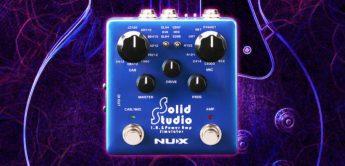 Test: Nux Solid Studio IR & Pow Amp Sim, Lautsprechersimulator