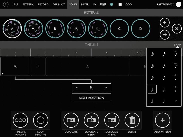 Olympia Noise Patterning 2