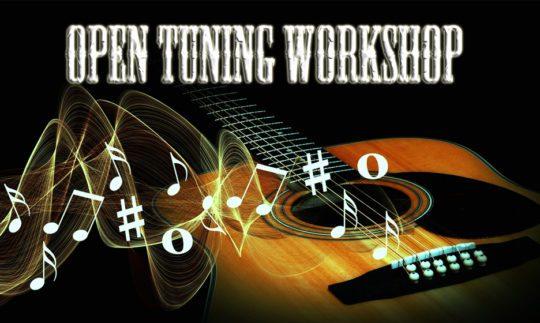 Workshop: Open Tuning für Gitarre