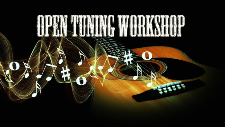 Open Tuning intro
