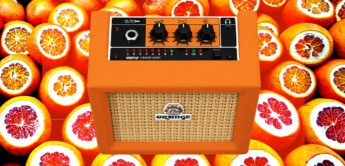 Test: Orange Crush Mini, Gitarrenverstärker