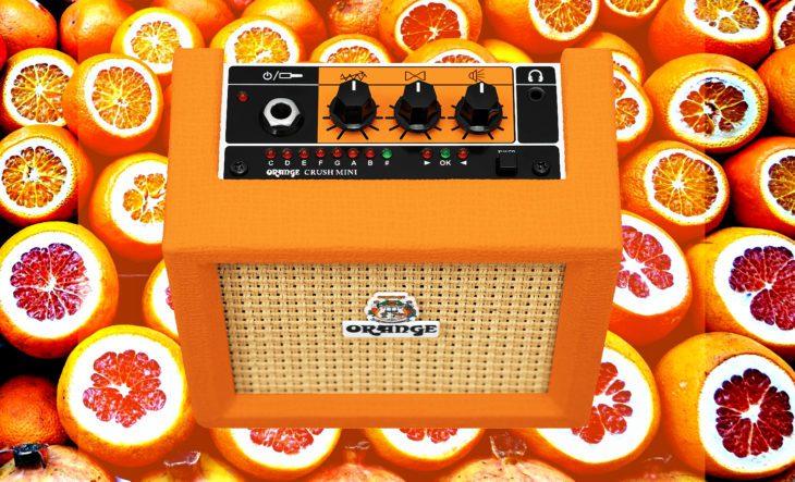Orange Crush Mini title