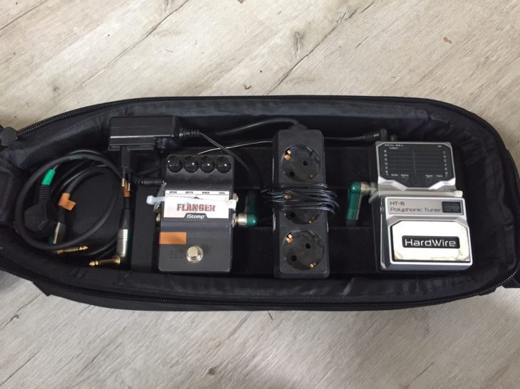 Pedaltrain PT-NPL-PSC-X plus Nano Board