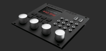Top News: Percussa mSSP, Eurorack Synthesizer