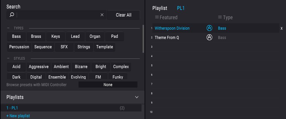 Test: Arturia PIGMENTS Wavetable Software Synthesizer