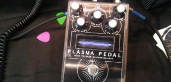 Guitar Summit 2018: Gamechanger Audio Plasma Pedal