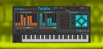 NEWS: Plogue chipsynth PortaFM, OPLL YM2413-Emulation
