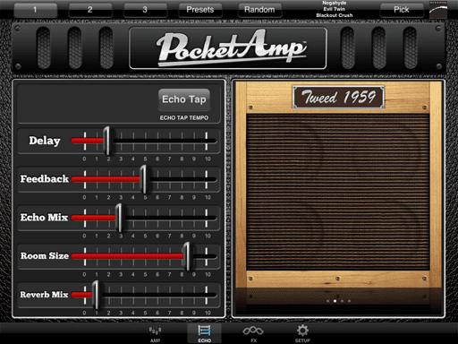 Die besten Apps rund um die Gitarre Pocket Amp