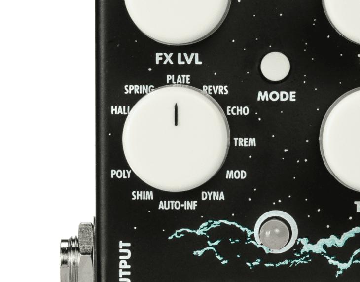 Electro Harmonix Oceans 11 presets
