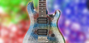 Test: PRS SE Standard 24 Multi-Foil, E-Gitarre