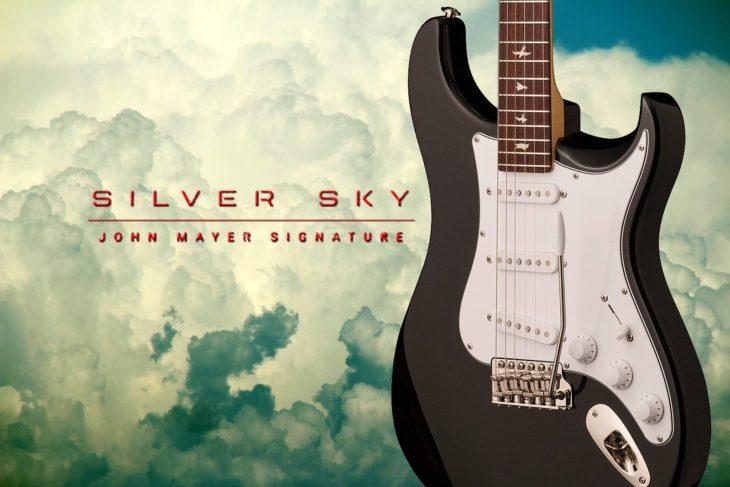 PRS Silver Sky