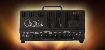 Test: PRS MT 15 Amp, Gitarrenverstärker