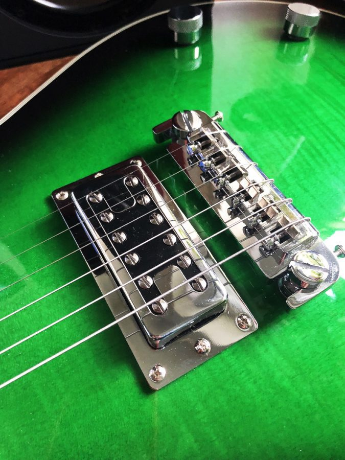 Eastwood Guitars Classic AC Bridge