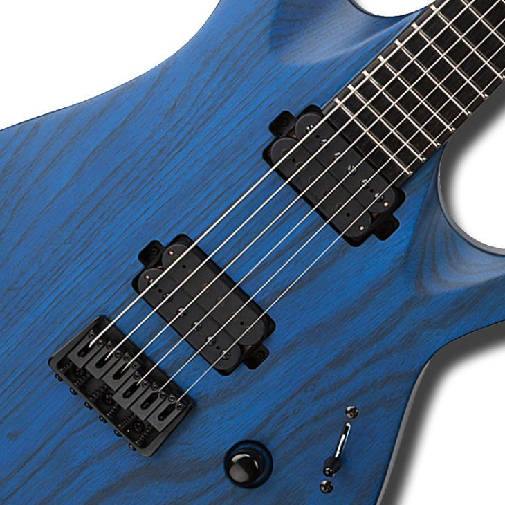 Solar Guitars A2.6T Pickups