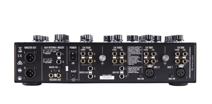 MasterSounds Radius 4V