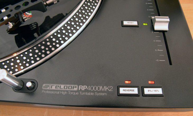 Reloop RP-4000 MK2