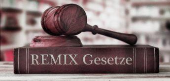 Der DJ REMIX – Rechte und Pflichten