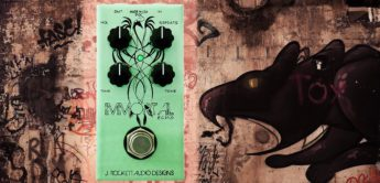 Test: Rockett Audio Immortal Echo, Effektgerät