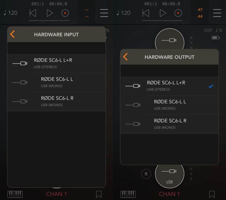 SC6-L Core Audio