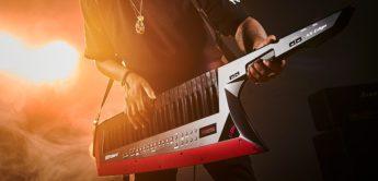Test: Roland AX-Edge, Keytar