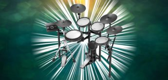 Test: Roland TD-17 KVX, E-Drum Set