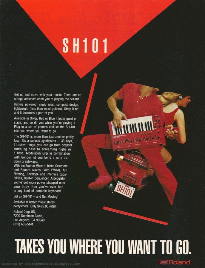 Marktübersicht: Alle Roland SH-Vintage-Synthesizer