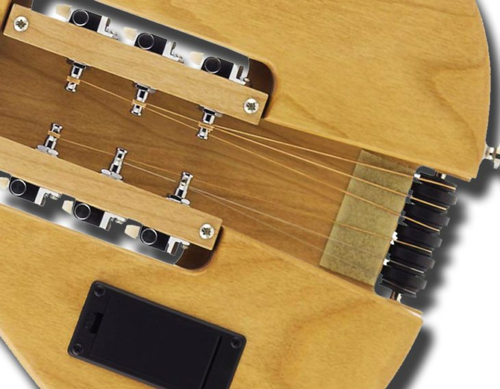 Traveler Guitar Escape MK-III Steel strings