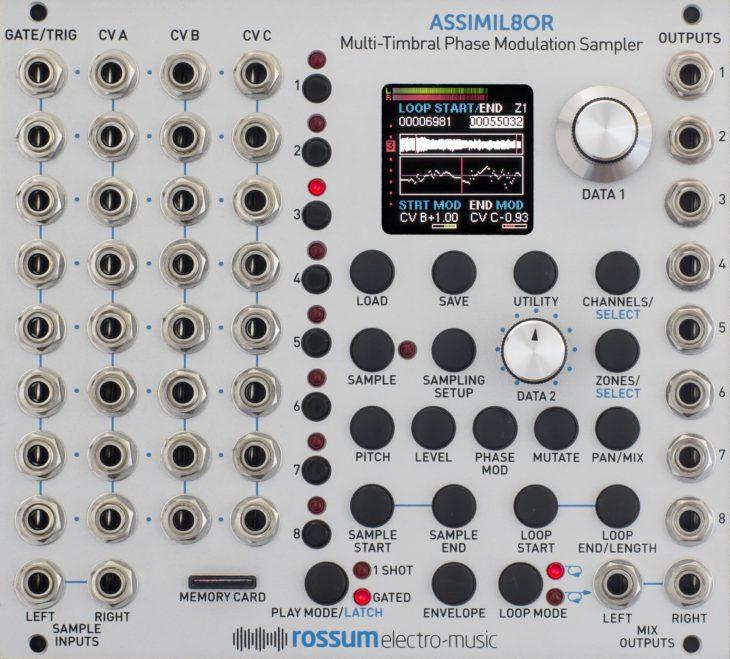 Rossum EM - Assimil8tor