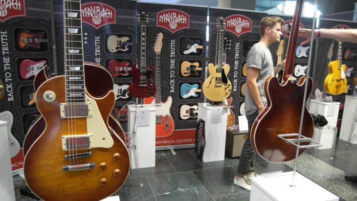 Maybach Guitars 2