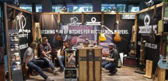 Guitar Summit 2018: Gamble Guitars Rockfire Standard