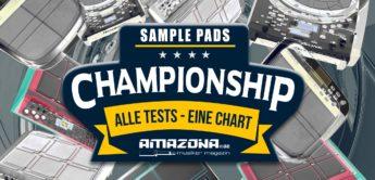 Championship: Die besten Sample Pads für Schlagzeuger