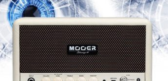 Test: Mooer Silvereye, Desktop-Verstärker