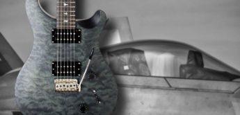 Test: PRS SE Custom 24 Stealth Quilt LTD, E-Gitarre