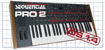 Test: Sequential Pro 2 OS 1.4, Hybrid-Synthesizer