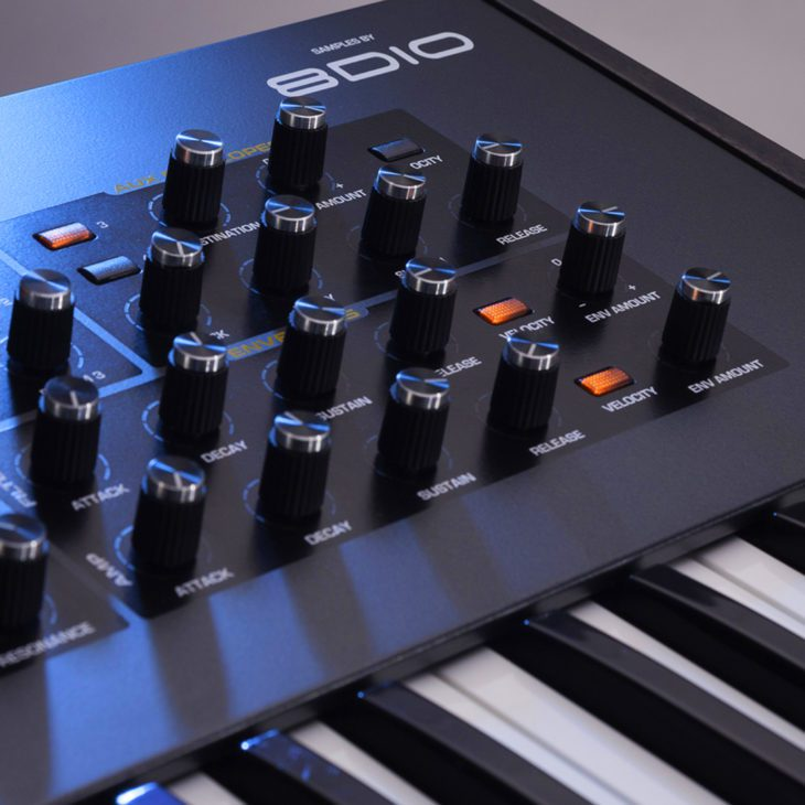 Sequential Prophet X, Hybrid-Synthesizer & Sampler