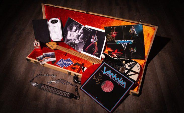 eruption guitar set