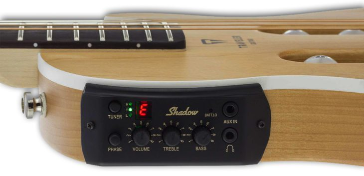 Traveler Guitar Escape MK-III Steel NS Shadow Preamp