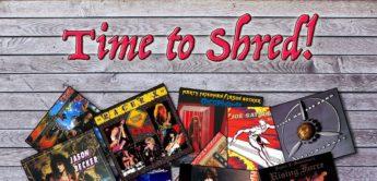 Shred Guitar – ein Jahrzehnt im Metal-Fieber!